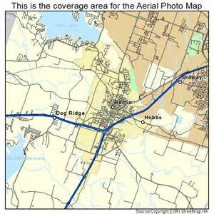 aerial photography map of belton tx