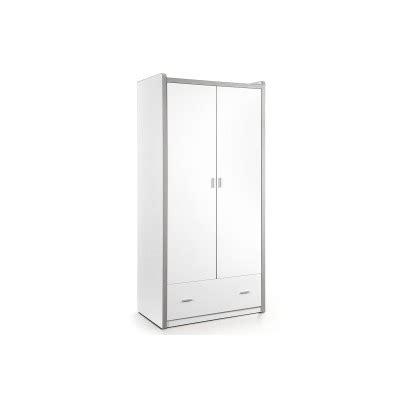 armoire ado 400 clyde chambre ado 7 coloris l armoire 2 portes 2 tiroirs