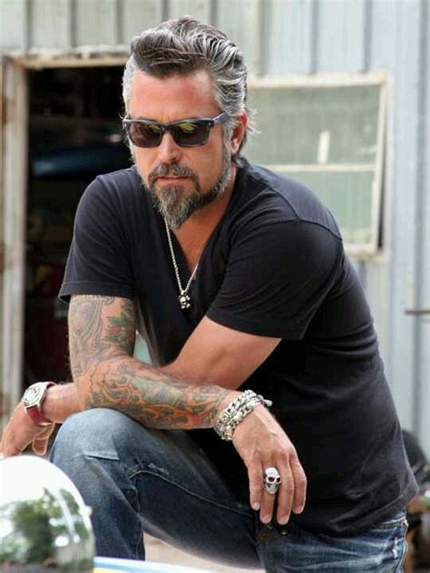 gas monkey tattoo richard rawlings tattoos beard and salt and
