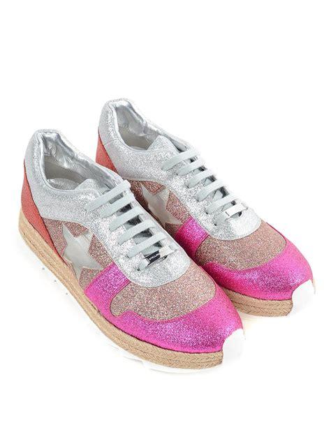 macy sneakers glitter macy sneakers by stella mccartney trainers ikrix