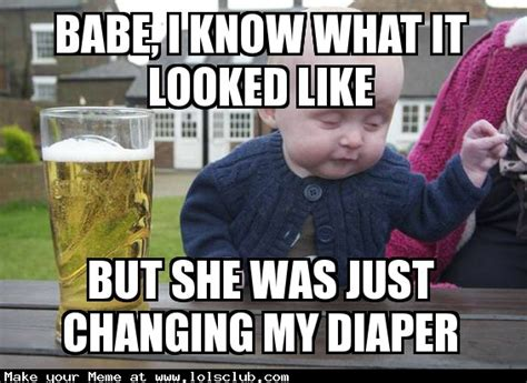 Drunk Toddler Meme - drunk baby meme