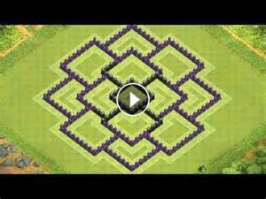 Coc Town Hall 7 Trophy Base Clash Of Clans Town Hall 7 Trophy Base » Home Design 2017