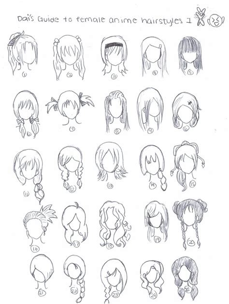 animation hairstyles short cute art hairstyles chibi pinterest drawings anime