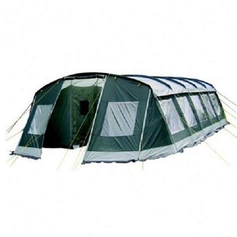 ozark trail agadez 20 person 10 room tunnel tent this tent sleeps 20 cing