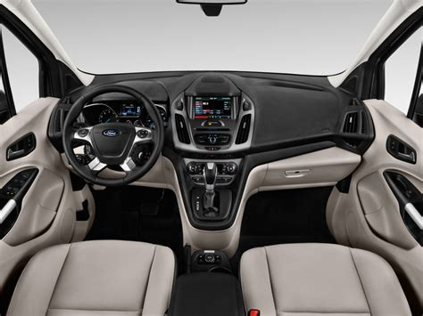 ford transit connect wagon review 2016 image 2016 ford transit connect wagon 4 door wagon lwb titanium w rear liftgate dashboard size