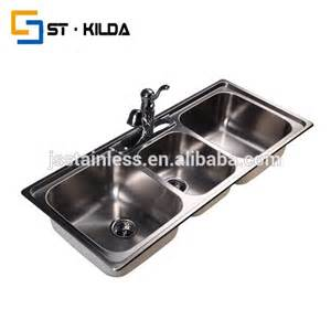 Nice Above Counter Kitchen Sink #8: Stainless-Steel-Kitchen-Sink-Kitchen-stainless-sink.jpg