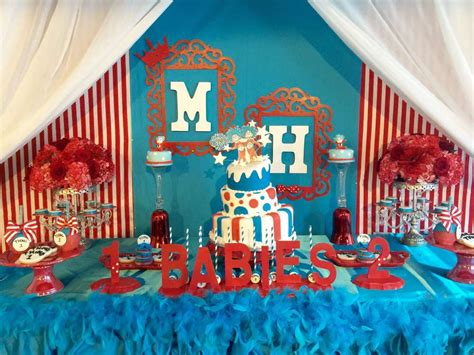 Thing1 And Thing 2 Baby Shower Theme by Thing 1 And Thing 2 Baby Shower Backdrops Baby