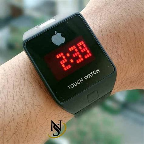 Keunggulan Jam Tangan Apple jual jam tangan apple led touch grosir jam12