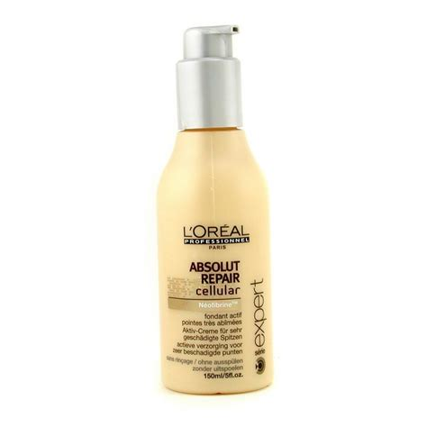 Conditioner Loreal Absolut Repair Besar l oreal professionnel expert serie absolut repair cellular leave in conditioner hair care