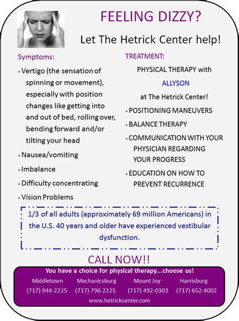 vestibular therapy exercises vestibular rehab