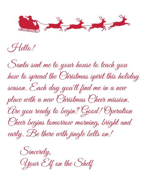 elf on the shelf first day letter shelf design ideas