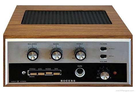 Power Lifier Rogers rogers cadet iii manual stereo integrated lifier hifi engine