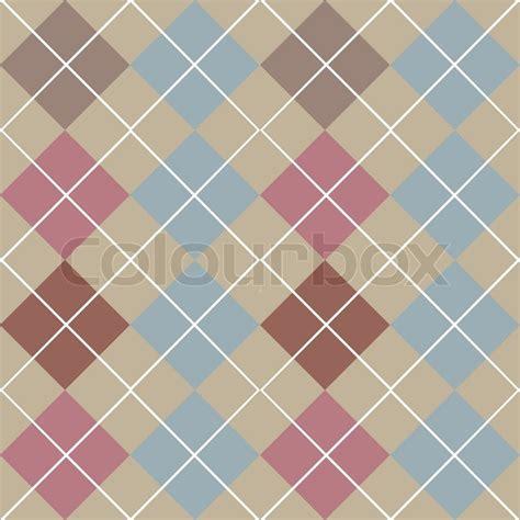 seamless argyle pattern argyle grey seamless pattern stock vector colourbox