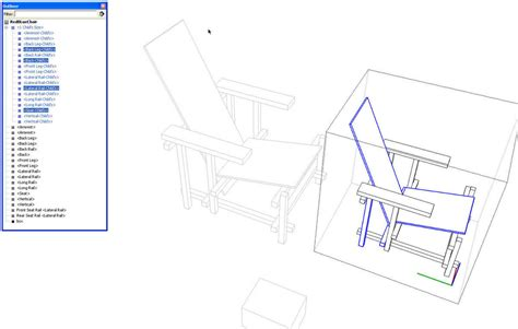 Sketchup 2016 Outliner by A Look At Outliner And Report Generator Finewoodworking