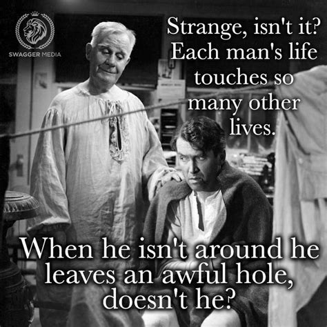 film quotes about life its a wonderful life movie quotes quotesgram