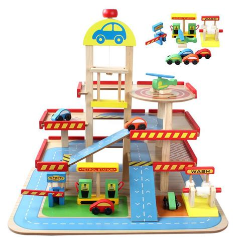 Car Garage Toys Toddlers by Compare Prices On Parking Garage Shopping Buy
