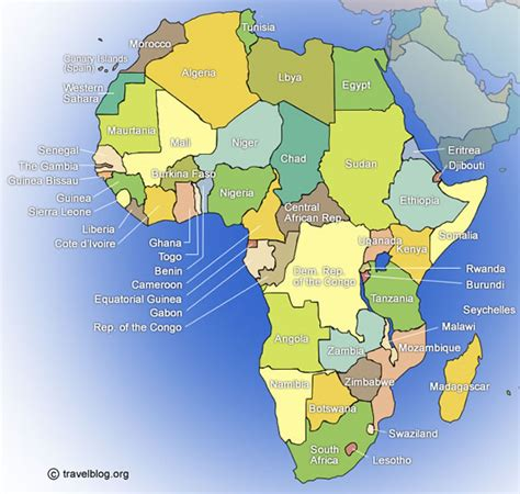 2 africa map taylorl levister morroco