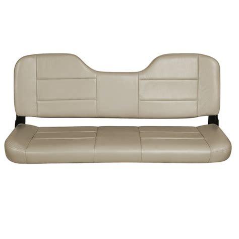 folding bench seat tempress 48in folding bench seat tan