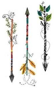 tribal arrow tattoo i like the third one tattoos