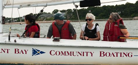pleasant bay community boating pleasant bay community boating adaptive programs 508
