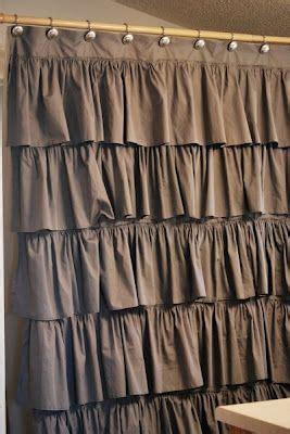 ruffle bedroom curtains burlap curtains the scrap shoppe pinterest feature