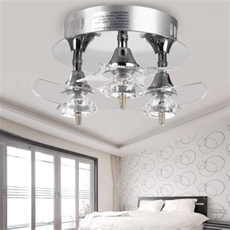 modern ceiling lighting fixture led chandelier flush mount