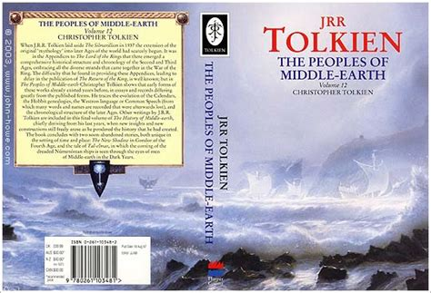 The Peoples Of Middle Earth howe illustrator portfolio home printed