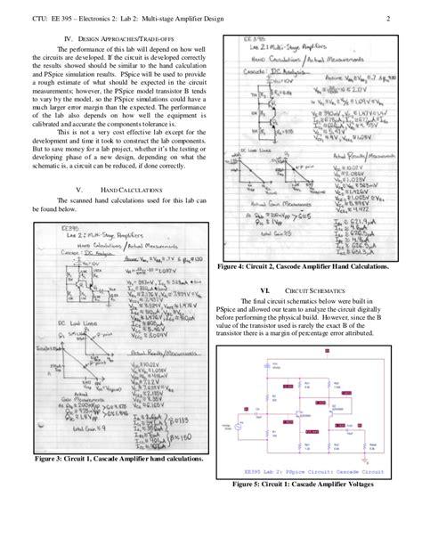 npn transistor lab report ee395 lab 2 loren victor