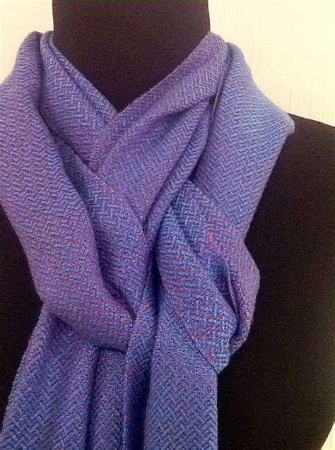 Tutorial Segiempat Batikascarf Original 8 2 bamboo yarn pacific wool and fiber