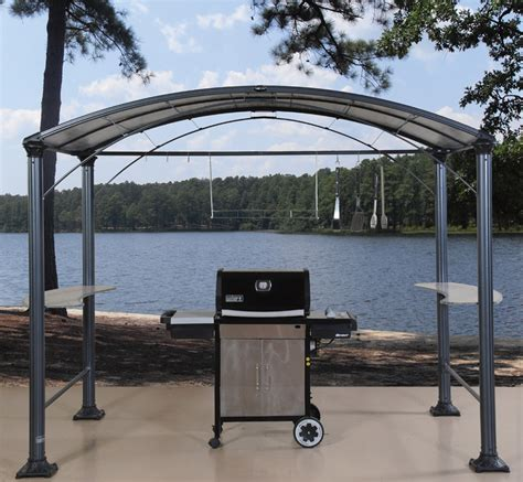 barbeque gazebo triyae gazebo backyard bbq various design