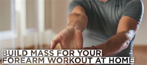 forearm workouts at home workout everydayentropy
