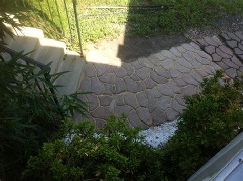 paving concrete mold mould molds stones garden patio