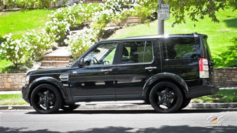 custom land rover lr4 land rover lr4 with custom wheels cec los angeles ca