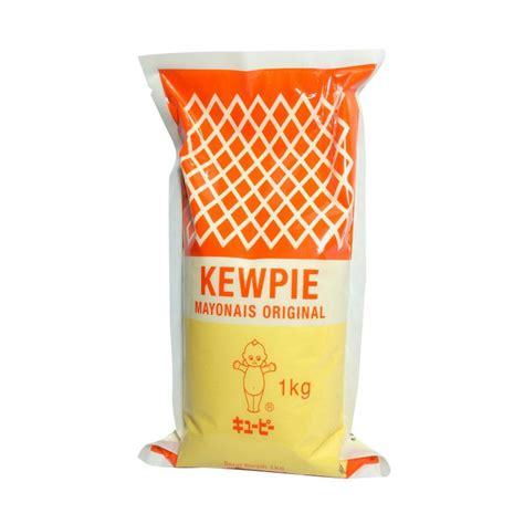 jual kewpie original mayonnaise 1 kg harga kualitas terjamin blibli