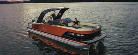 excalibur pontoon boats excalibur avalon pontoon boats