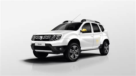 Dacia Bringing Duster Air And Sandero Black Touch Editions