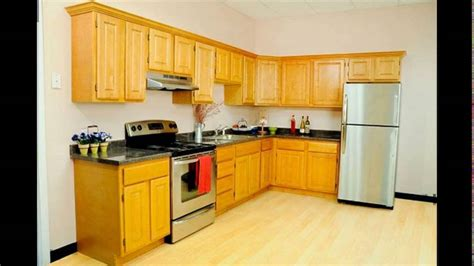 Types Of Kitchen Design L Type Kitchen Design