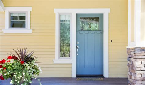 Great Front Door Colors Make A Great Impression With These Front Door Colors