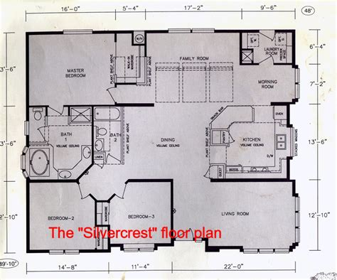 efficient kitchen floor plans best of 14 images most efficient home design house plans 44309