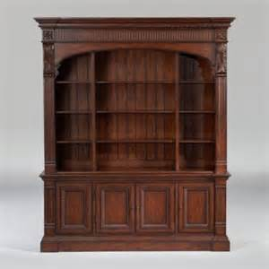 ethan allen bookshelves ethanallen townhouse library bookcase ethan allen