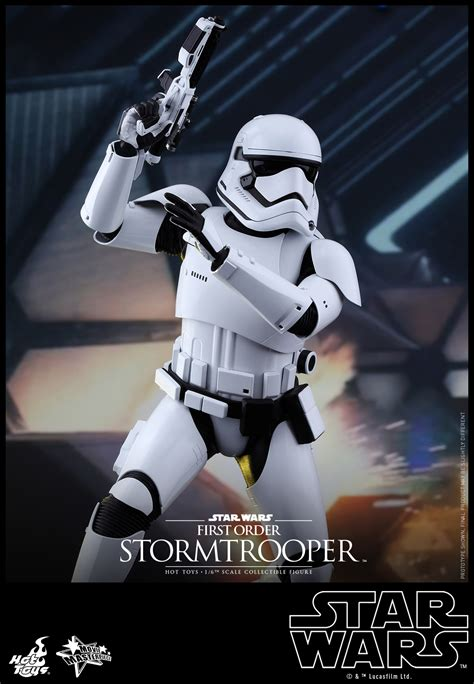 Toys 335 Wars Awakens Order Stormtrooper Offi news today toys unveils wars the awakens 1 6th scale order