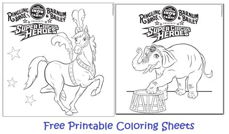 coloring book tour dates national circus day free printable coloring sheets