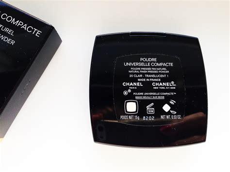 Harga Chanel Poudre Universelle Compacte review chanel poudre universelle compacte twinkelbella