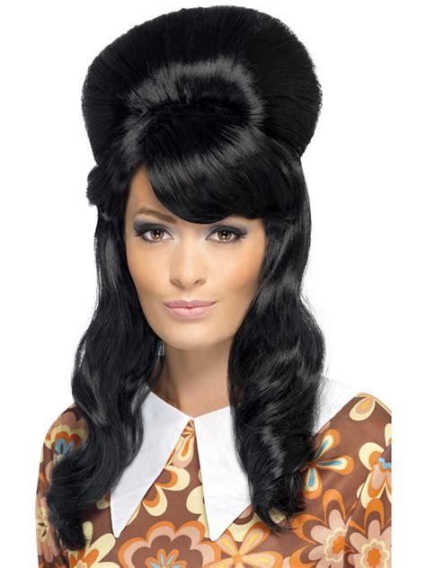 bouffant hairdo wig bouffant