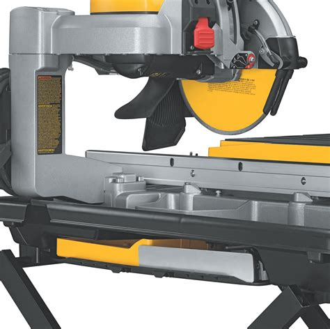 dewalt d24000 1 5 horsepower 10 inch wet tile saw power tile saws amazon com