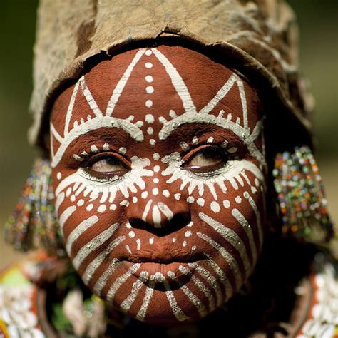 african tribal women face paint 1000 images about african tribal painted faces on pinterest