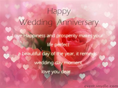 Wedding Anniversary Wishes Self by Happy Wedding Anniversary Image Quote Pictures Photos