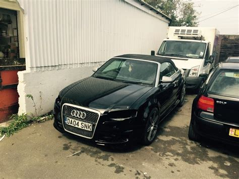 Audi A4 B6 Rs4 by Rs4 Body Kit B7 Autos Post