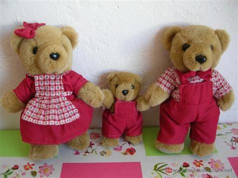 imagenes de la familia de osos adorable familia de osos ositos de peluche mama comprar