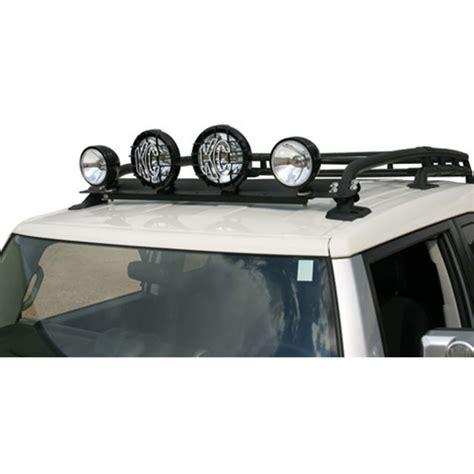 Roof Rack Lights by Tuffy Fj Cruiser Light Bar Assembly 147 01 79 00